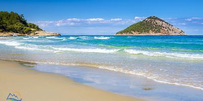 Paradise beach is amazing